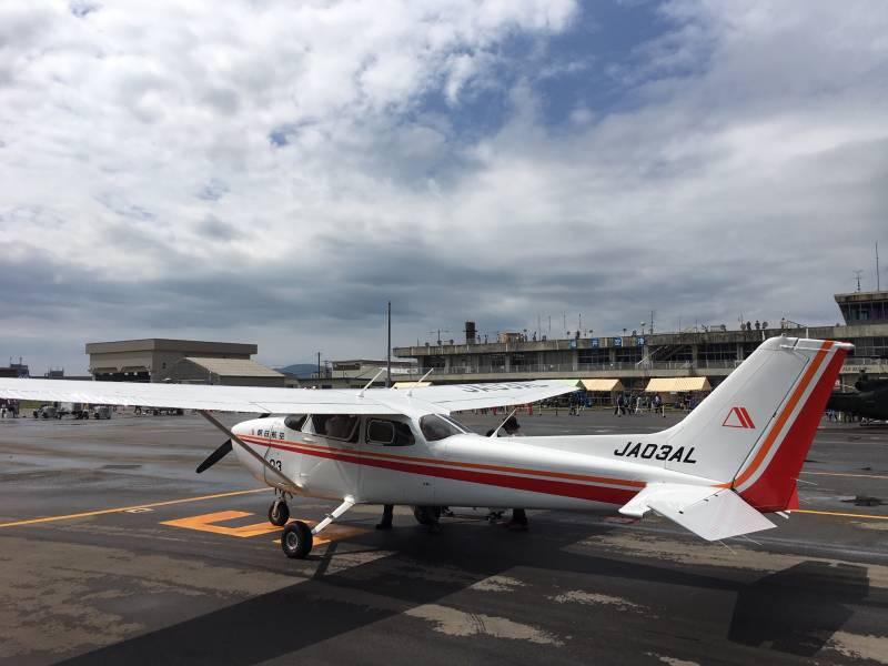 福井空港スカイフェス2019に参加させて頂きました。
