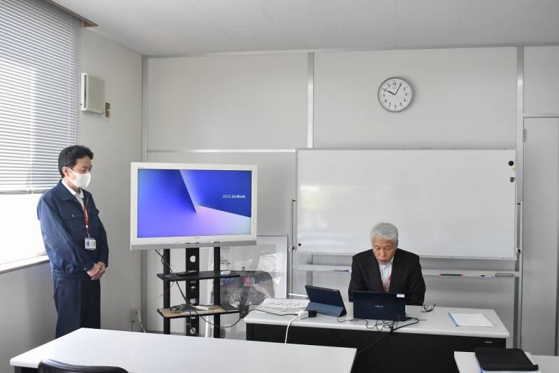 「事業用課程122期」を開講致しました。