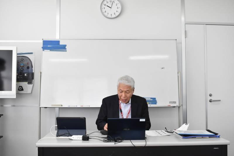 「事業用課程124期」を開講致しました。